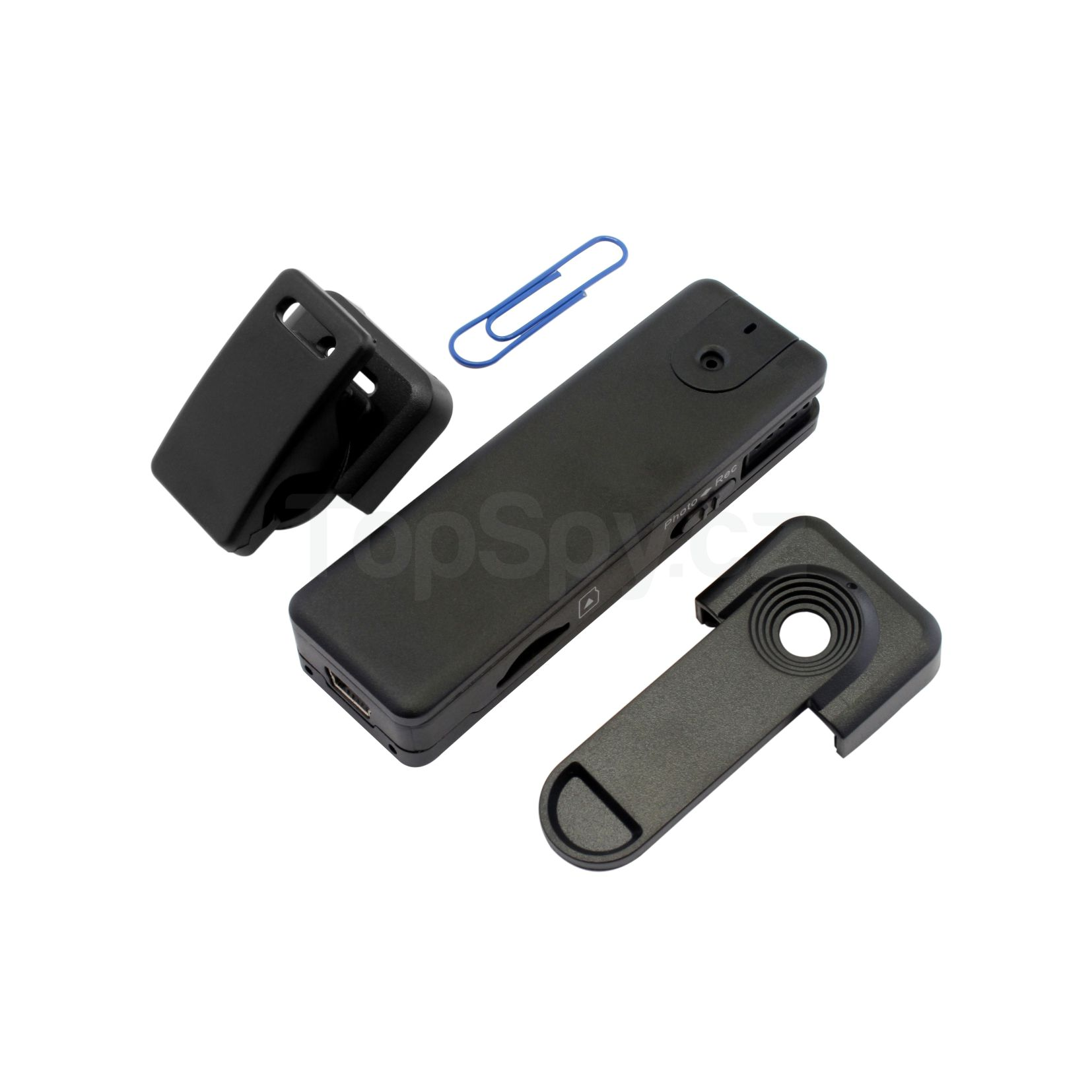 Skrytá miniaturní kamera TopSpy mDVR 350 FHD