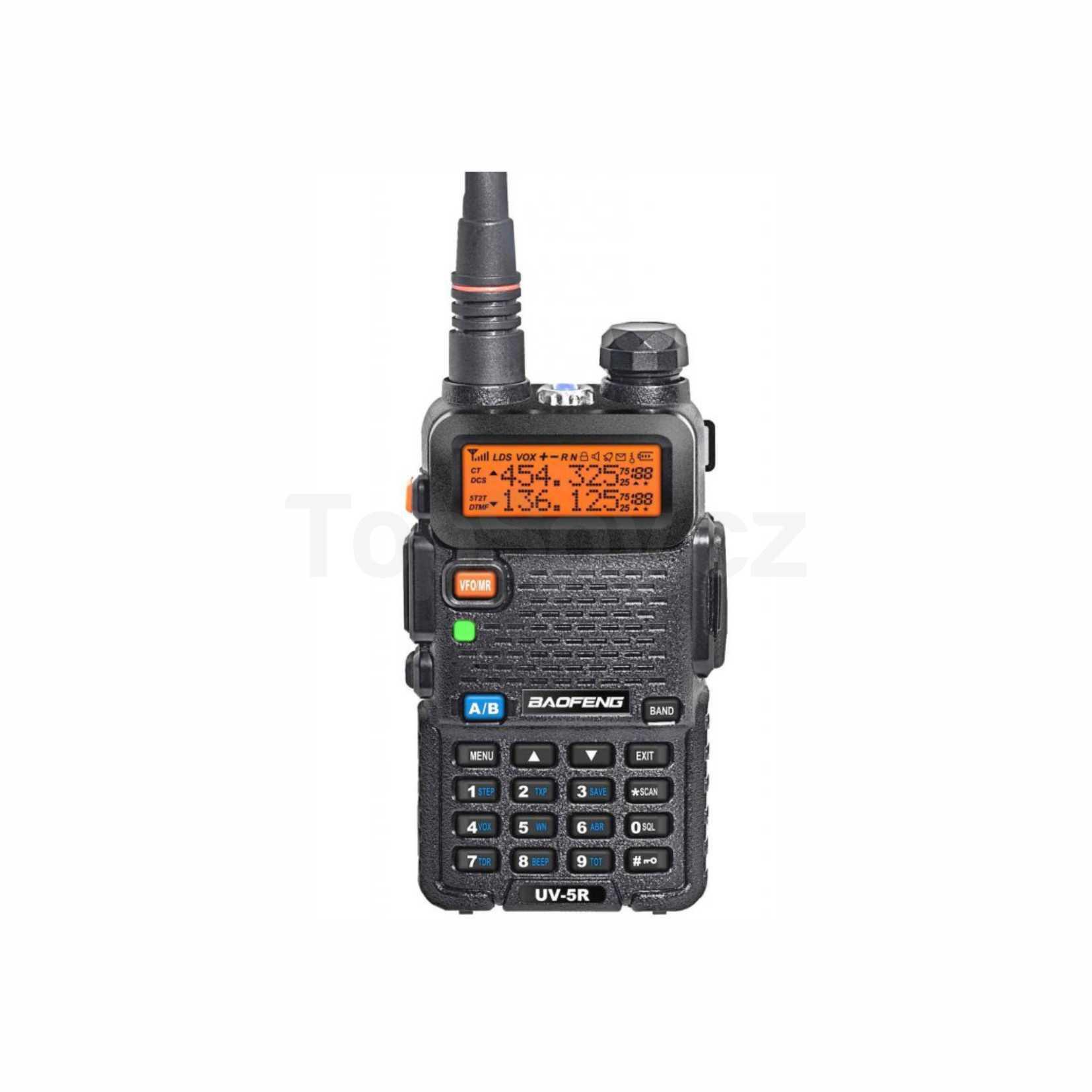 Dálkový UHF odposlech TopSpy R2000 CR
