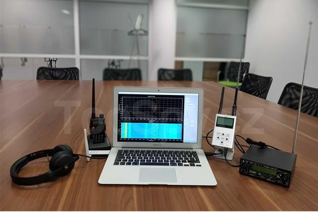 Spektrální analyzátor a RF detektor RF EX