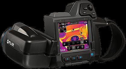 Termokamera Flir T450